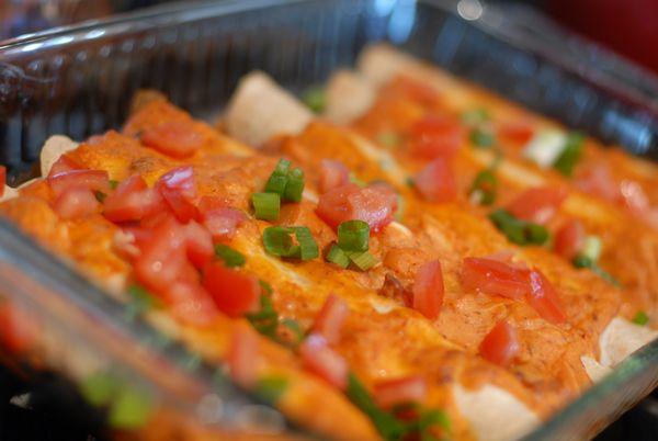 Recipe Share Campbell S Chicken Enchiladas Joboogie Crafts