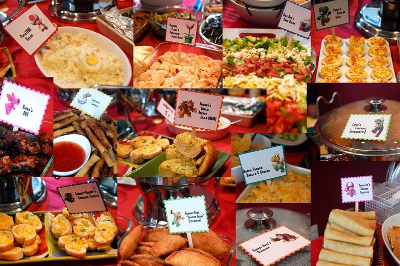 Jonah_4thbdayfood