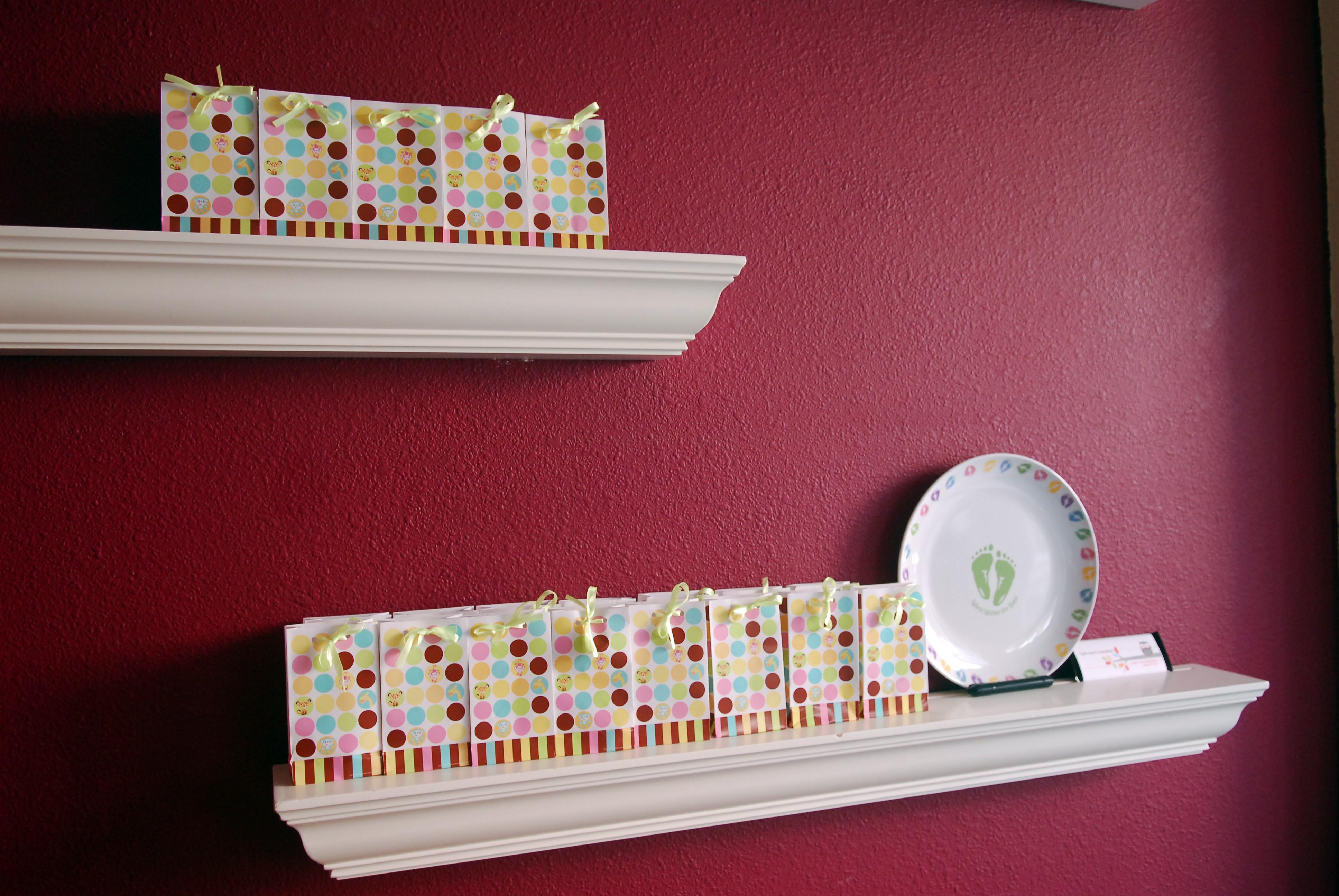 Joboogie Parties Owl Baby Shower Joboogie Stamping